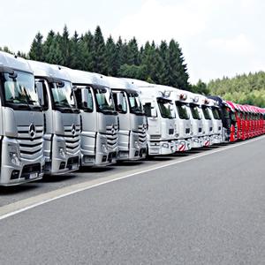 Capacidade Gerente Empresas de Transportes